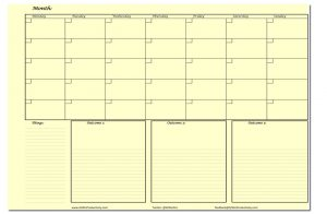 best monthly planner